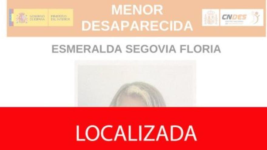 Encuentran a la menor de 13 años desaparecida en Alborache