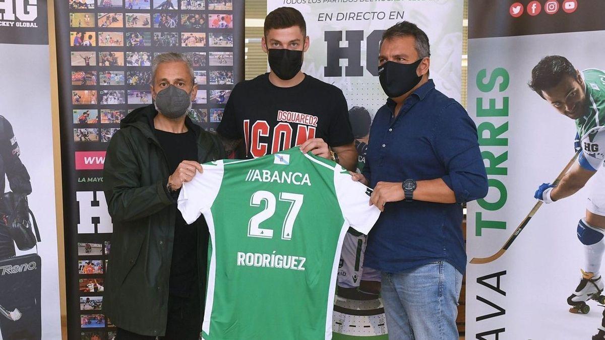 Presentación de Álex Rodríguez como nuevo jugador del Liceo