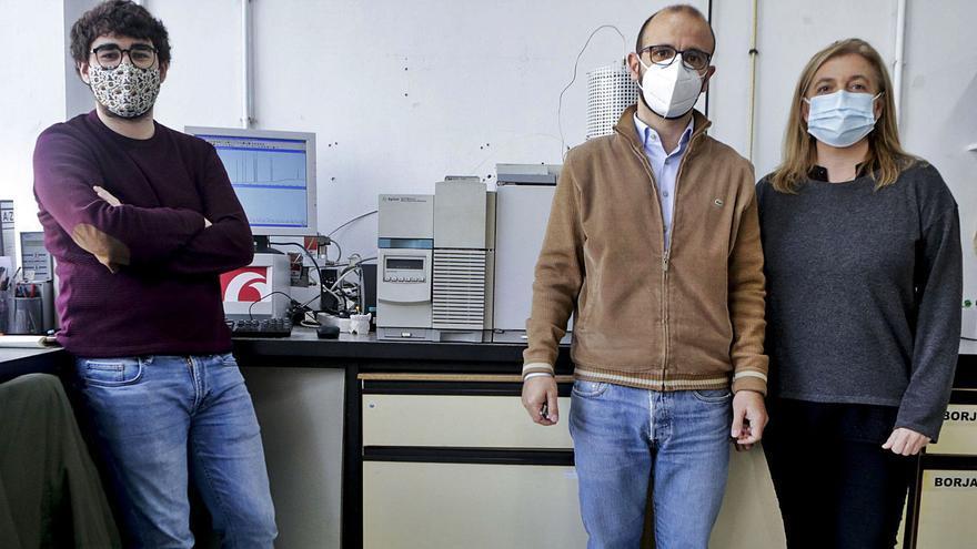 """Bombazo químico """"made in"""" Asturias: dos investigadores logran que un gigante japonés explote la patente del medidor que inventaron"""