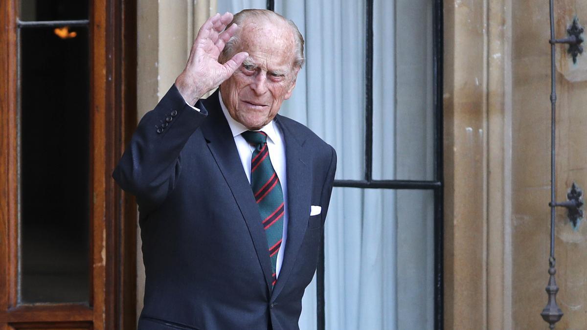 Felipe de Edimburgo falleció este viernes a los 99 años.