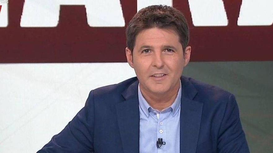 TVE prepara la sortida de Jesús Cintora: 'Las cosas claras' serà cancel·lat