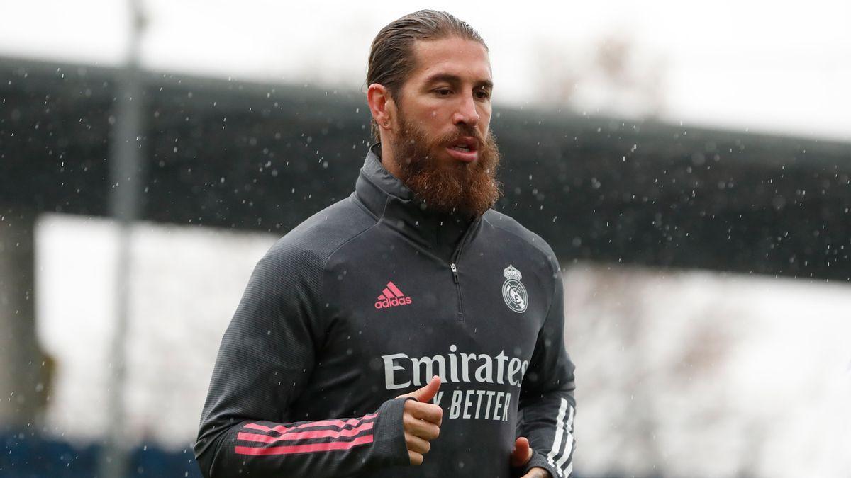 El Madrid recibe al Levante con la renovación de Ramos a cuestas