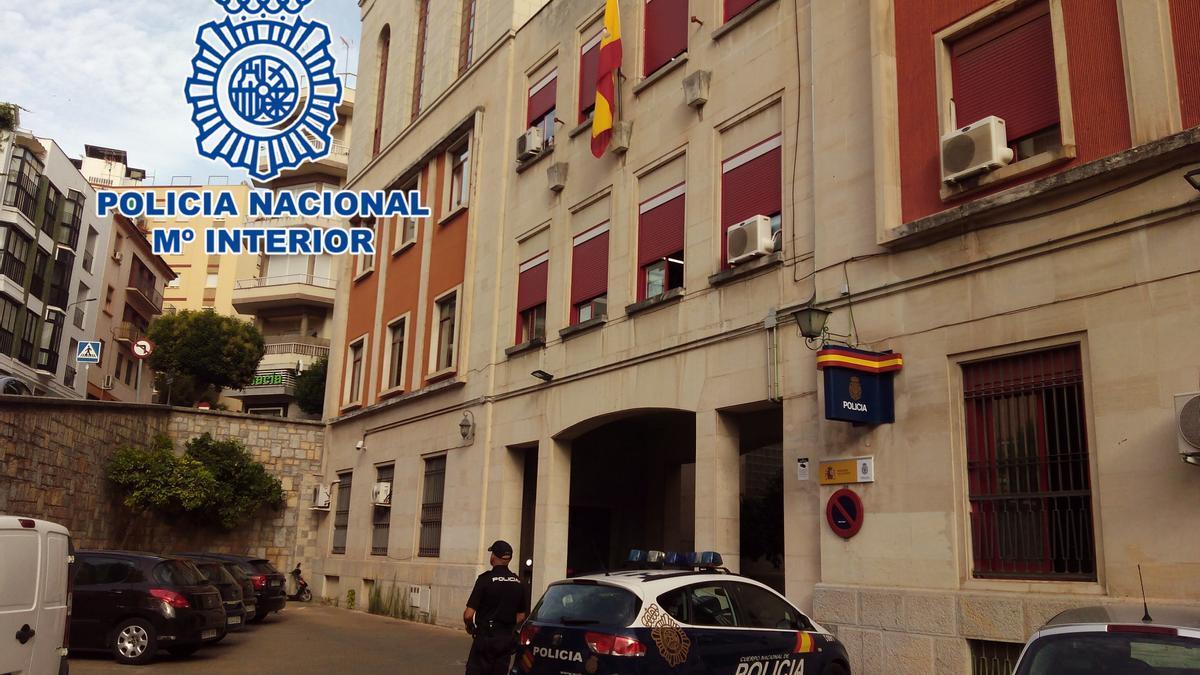 Archivo - La joven permanece detenida en la comisaría de Jaén capital