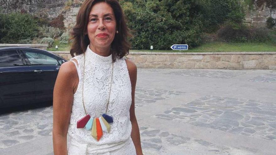 """Marisol Díaz Mouteira: """"Frente al problema demográfico hace falta un acuerdo social y político"""""""