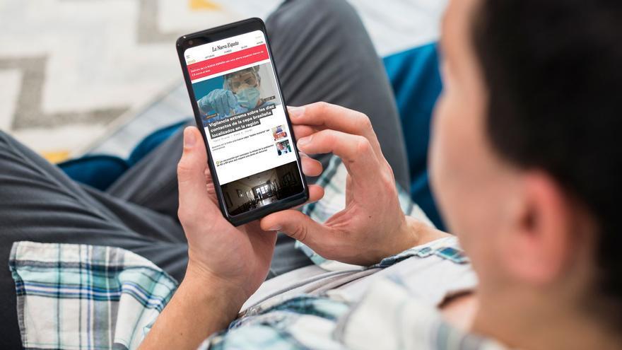 Aprovecha YA esta oferta con límite de tiempo: consigue por un euro acceso a todo el contenido web de LA NUEVA ESPAÑA durante un mes