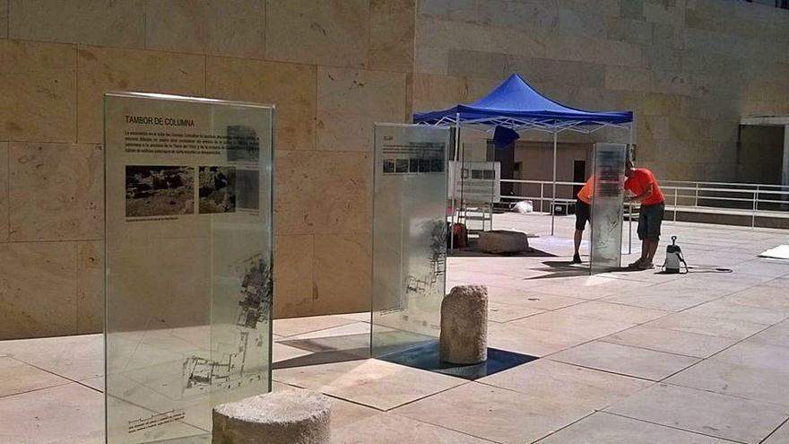 El coronavirus obliga a suspender el proyecto del museo arqueológico en el Consejo Consultivo en Zamora