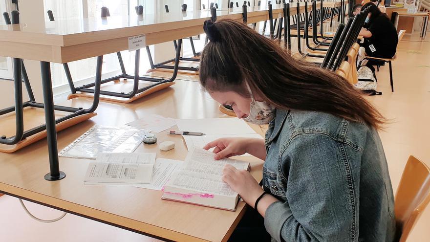 Cuenta atrás para los exámenes de septiembre de la selectividad