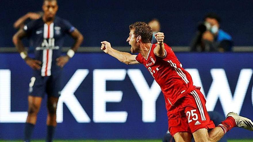 El Bayern desperta el PSG del seu somni