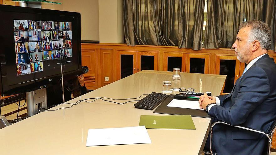 Torres eleva el tono ante Sánchez, la UE y las autonomías para reclamar medidas