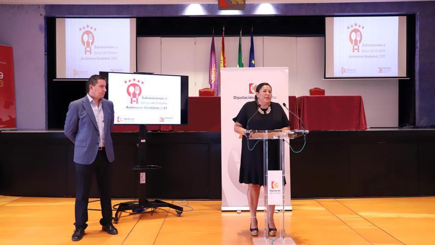 La Diputación aporta 600.000 euros en subvenciones para el empleo autónomo hostelero