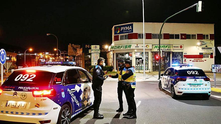 Balance policial de la noche de Halloween: 15 denunciados por juntarse con no convivientes