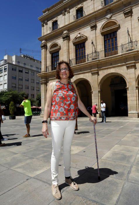 Celebración del Día de la Esclerosis Múltiple en Castelló