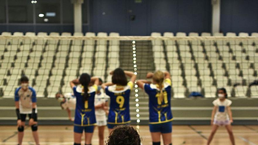 Dos infantiles del Eolo's,  en la Selección Aragonesa