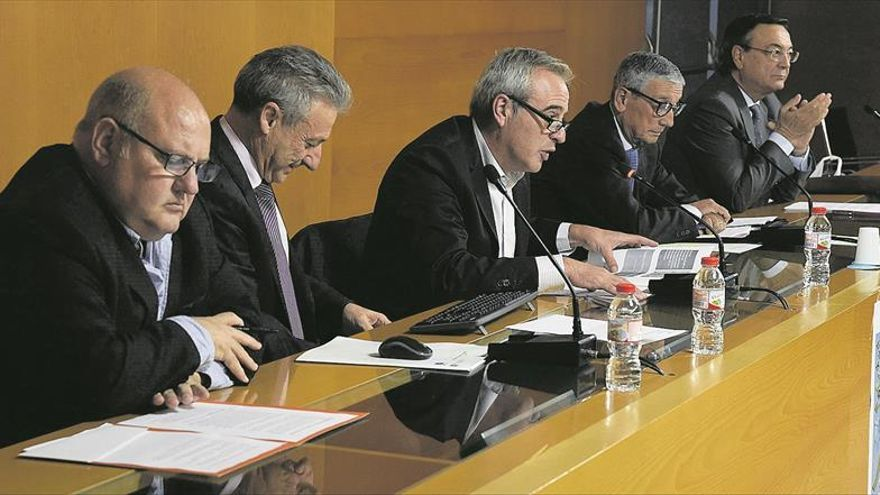 El Corredor ahorrará a la industria de Castellón el 30% del coste logístico