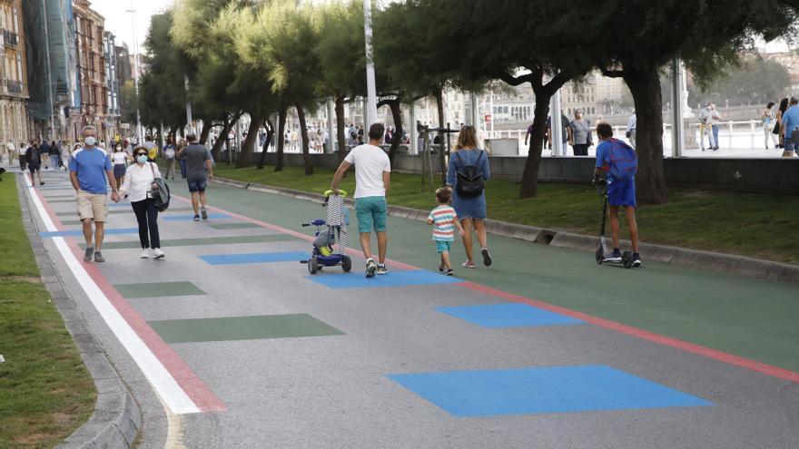 Aval político al nuevo Muro y al impulso a las peatonalizaciones