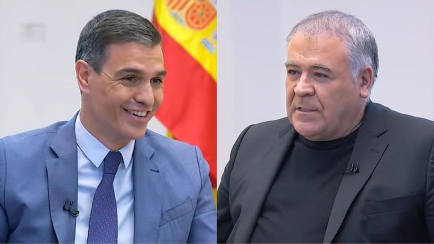"""La respuesta de Pedro Sánchez a una pregunta clave de Ferreras: """"Jejejeje, no"""""""