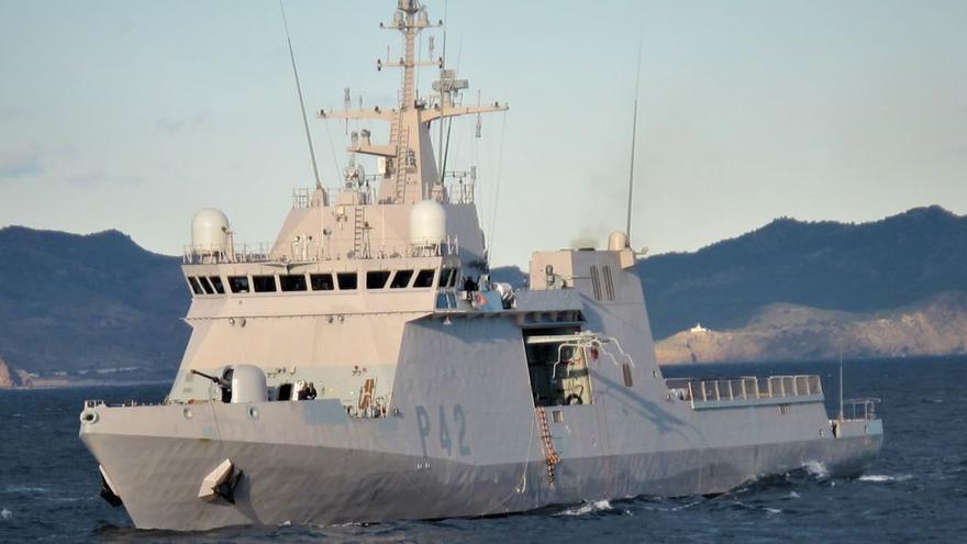 La presencia del buque 'Rayo' en el Mar Negro alarma a Rusia