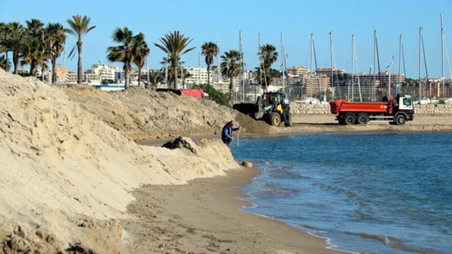 Un home de 62 anys mor ofegat a la platja de Ponent de Salou