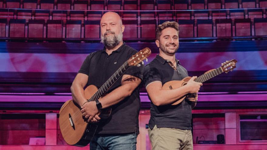 Abraham Ramos y Juan Sebastián Ramírez abren la vuelta del Festival de Calle de Ingenio