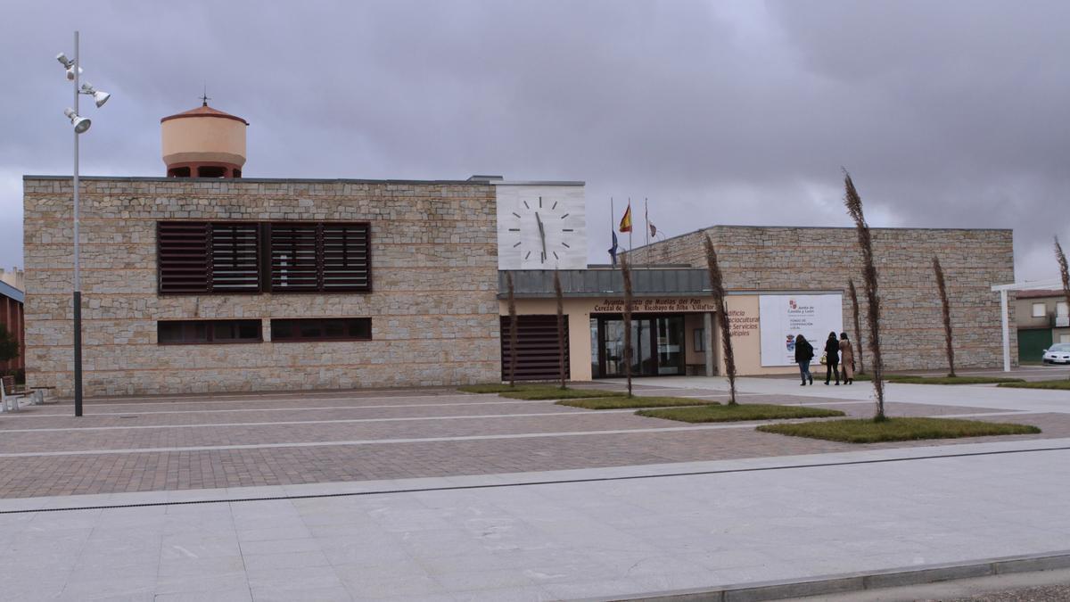 Ayuntamiento de Muelas del Pan