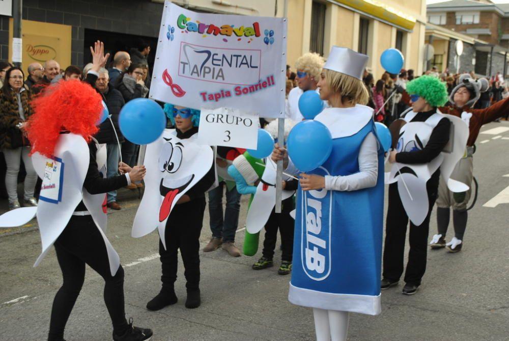 Tapia celebra su Carnaval