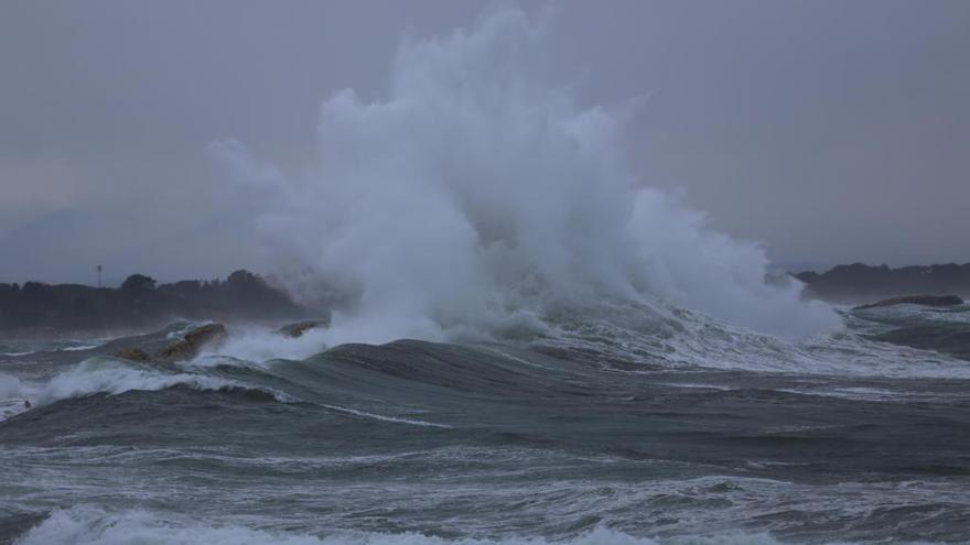 Suspeses totes les activitats a l'aire lliure a Girona, Barcelona i la Catalunya Central pel temporal