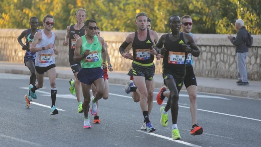 Busca tu foto en la Media Maratón de València