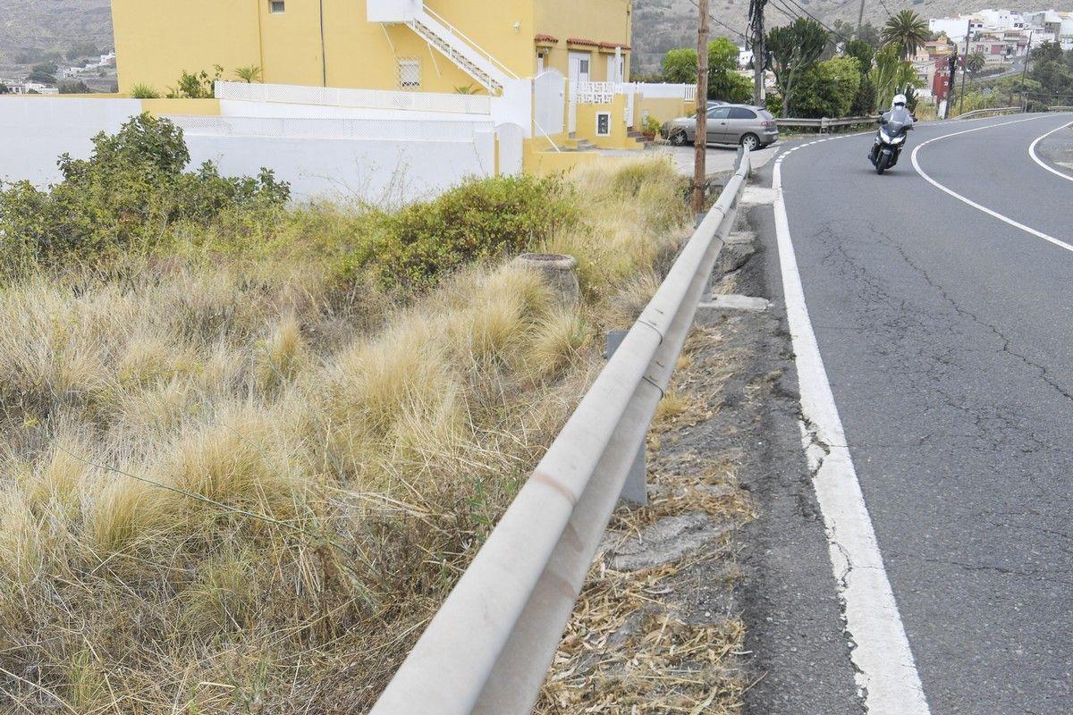 Carretera Tamaraceite-San Lorenzo