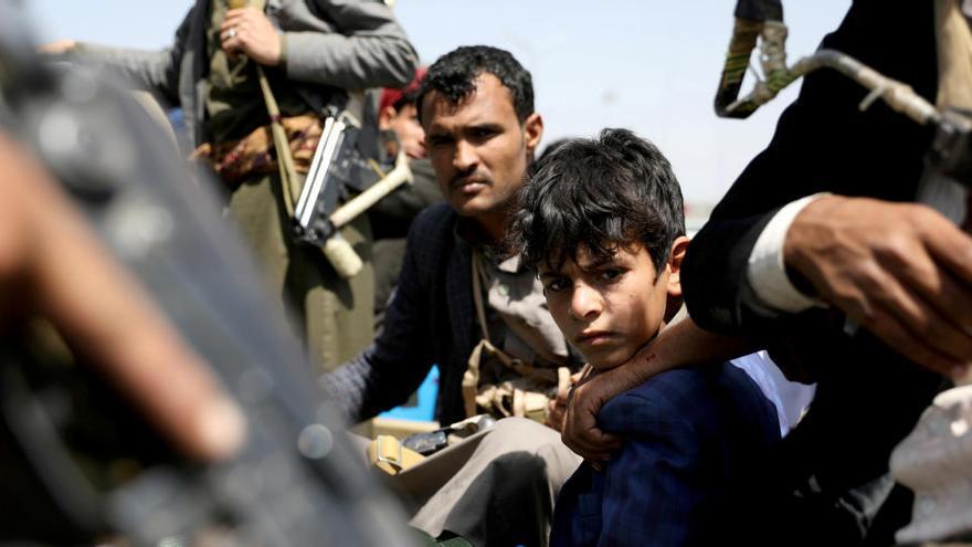 Pompeo pedirá clasificar al movimiento hutí de Yemen como entidad terrorista