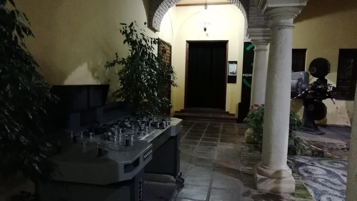 Sede de la Filmoteca de Andalucía en Córdoba.
