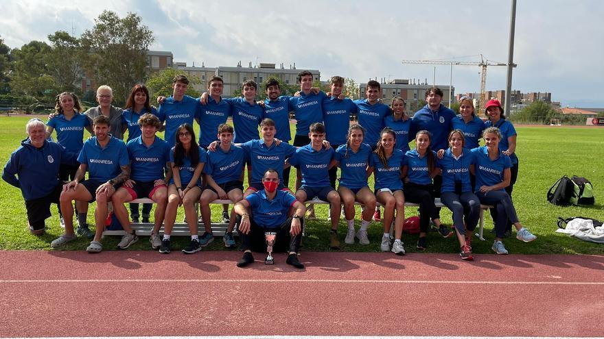L'Avinent Manresa queda segon a la nova Copa Catalana de clubs