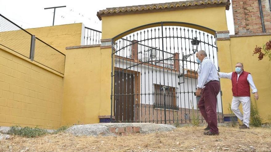 El Ayuntamiento habilitará un nuevo acceso peatonal al colegio San Juan de Alhaurín