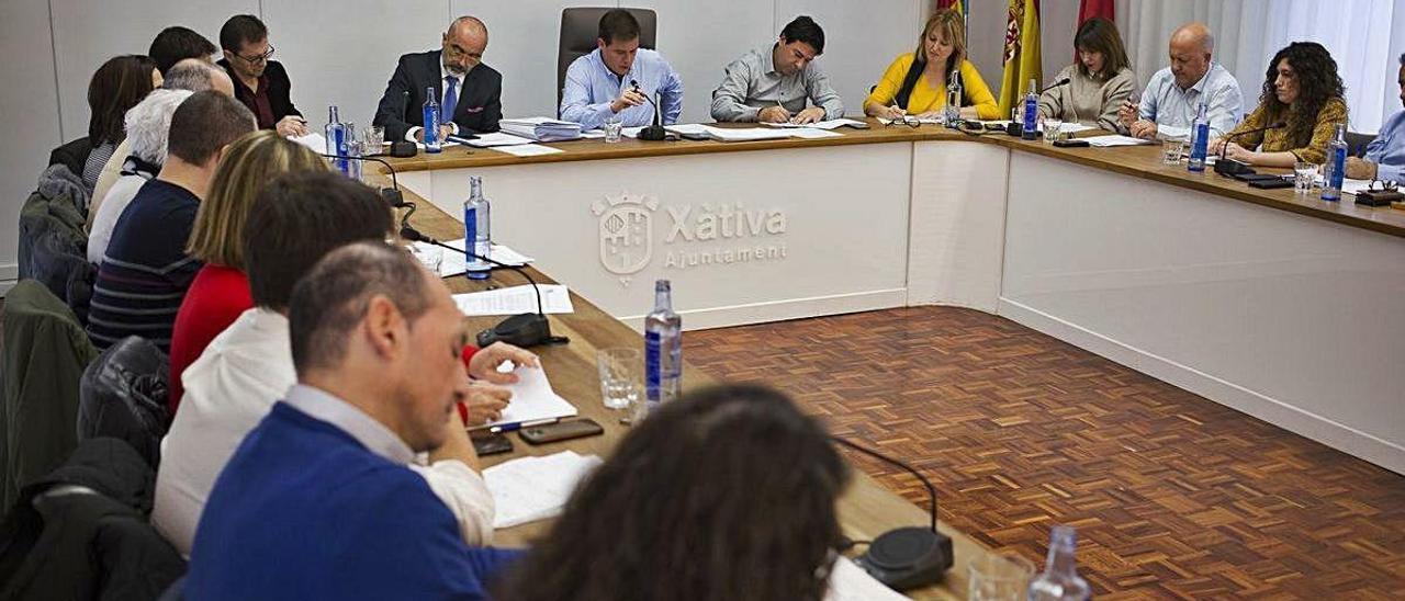 Xàtiva pide el reconocimiento de Arqueología para agilizar trámites