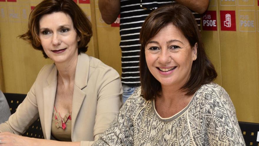 El PSOE balear pide  libertad para votar no a Rajoy