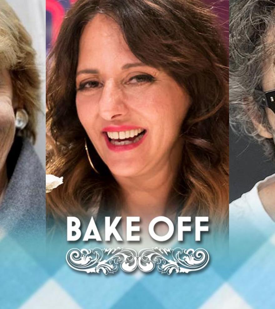 Aquesta és la llista completa dels concursants de 'Celebrity Bake Off'