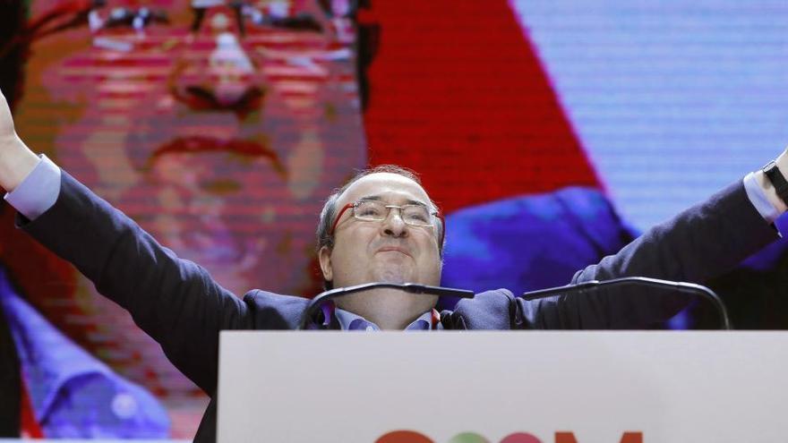 Los catalanes prefieren a Junqueras o Iceta como presidente