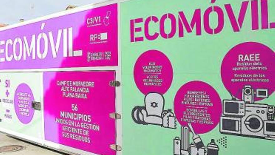 El consorcio de residuos premia con 401.743 euros el uso de la tarjeta verde