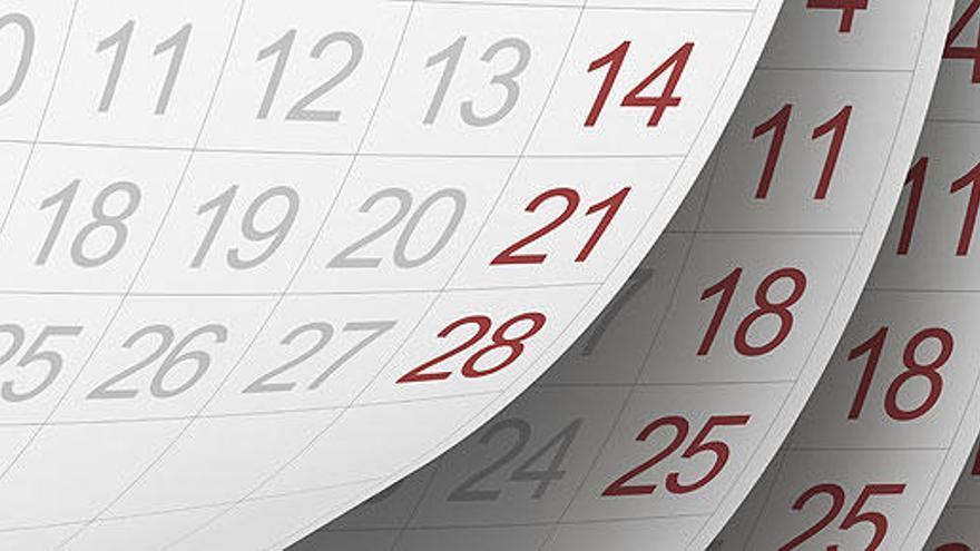 Calendario laboral en Galicia: estos son los festivos para el 2022
