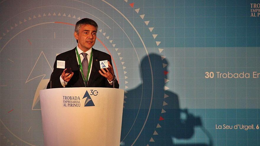 La trobada d'empresaris del Pirineu abordarà la resiliència de l'empresa