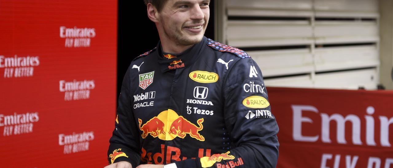 Max Verstappen gana el Gran Premio de Francia