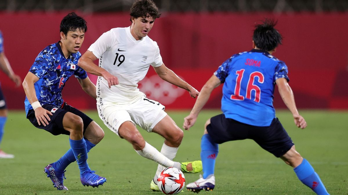 Japón se cita con España en semifinales tras ganar a Nueva Zelanda.