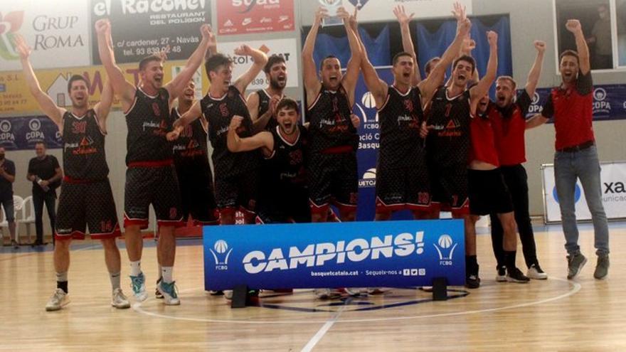 El CEB Girona assoleix l'ascens a la Lliga EBA