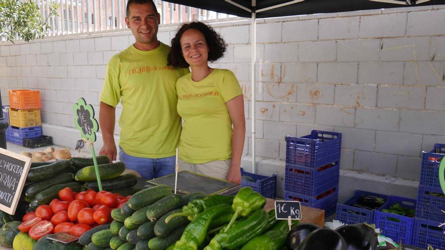 València ratifica los cuatro mercadillos de productos de huerta en cuatro barrios