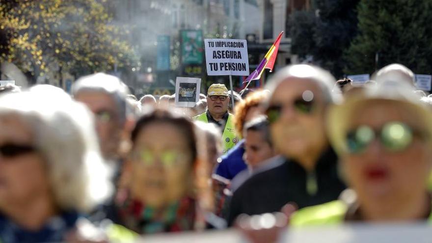 La pensión media llega a los 928 euros en C. Valenciana