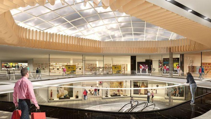 Salera invierte 13 millones de euros en la remodelación del centro comercial
