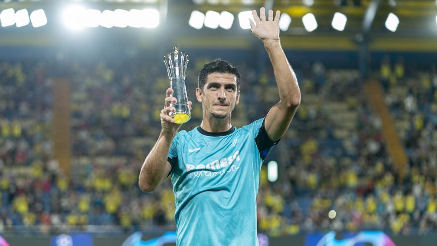En directo | Gerard Moreno, principal novedad en el once del Villarreal ante el Osasuna
