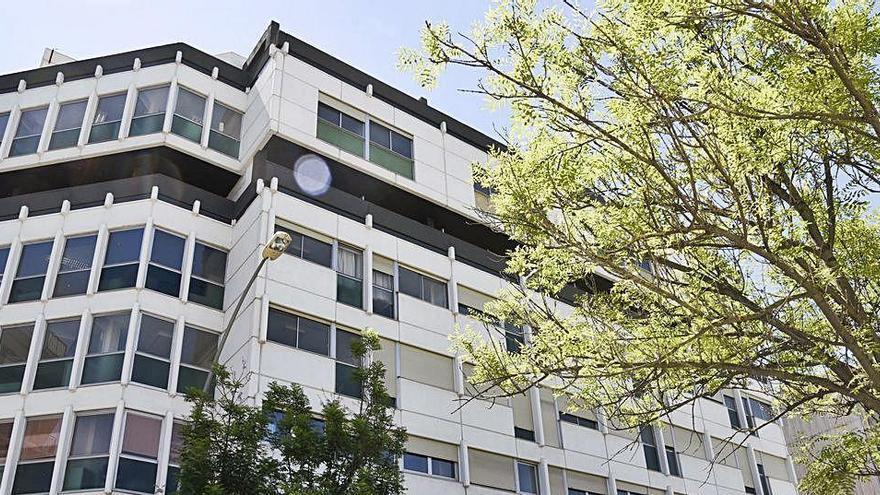 Althaia habilita la segona planta del Centre Hospitalari pel coronavirus