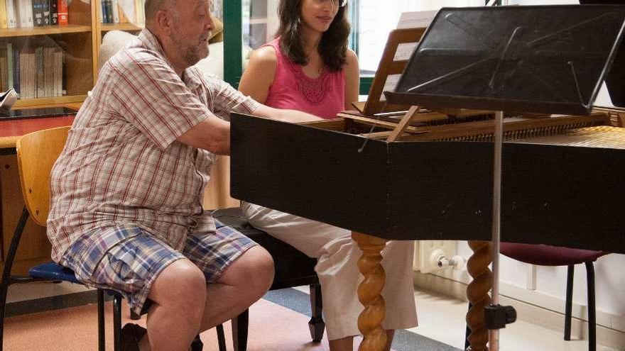 La interpretación de la música antigua