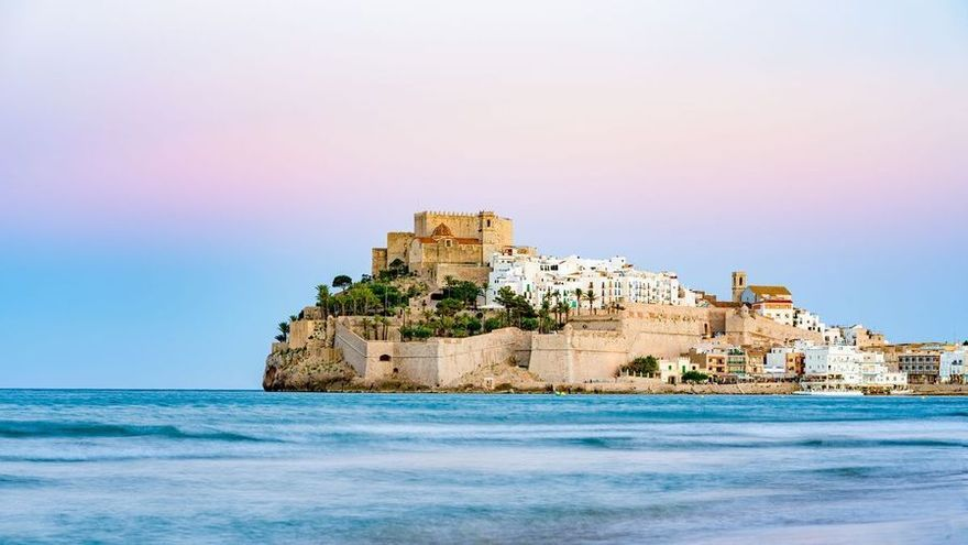 Peñíscola, un paraíso natural mediterráneo