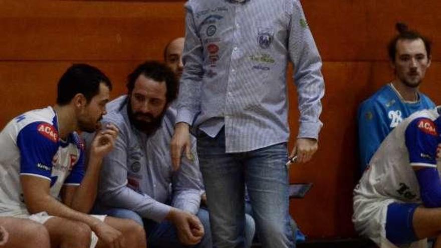 """Jabato: """"Contra Cajasur hemos tenido una actitud defensiva sobresaliente"""""""